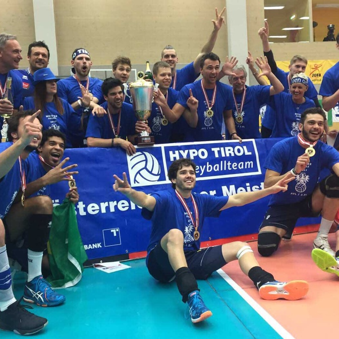 Hypo Tirol Volleyballteam